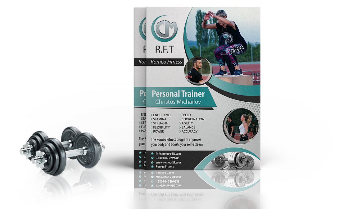 romeo fitness