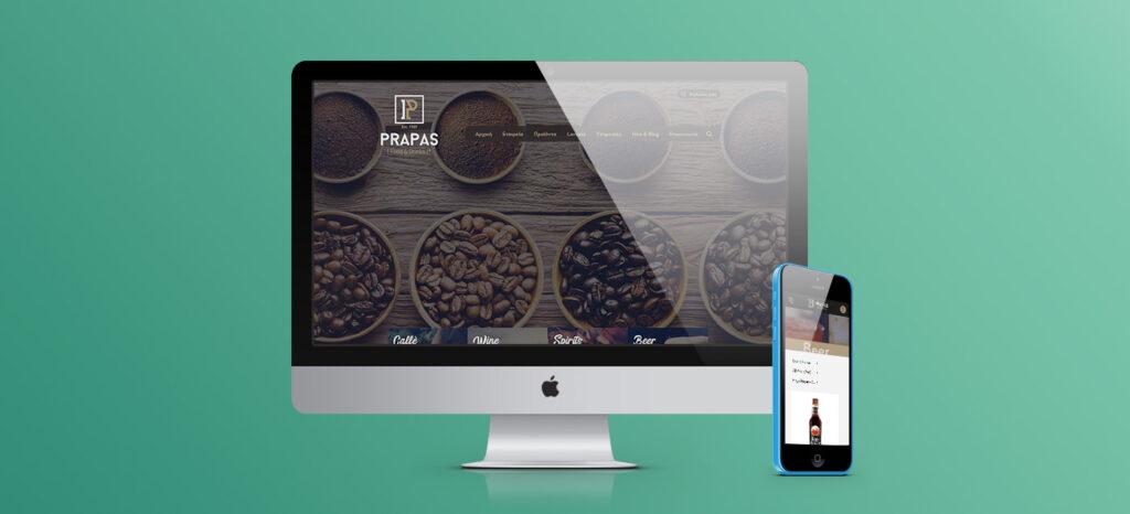 PRAPAS – Food & drinks